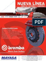 Catalogo Brembo