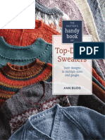 Ann Budd - Knitter's Handy Book of Top Down Sweaters