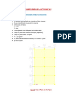 Examen de Sismo II - Cortabrazo