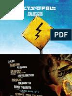 Digital Booklet - Jealous Gods [Front Page Edited]*
