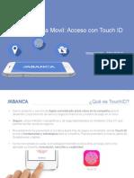 ABANCA- TouchID