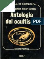Antología Del Ocultismo