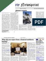 Liberty Newsprint  Jan-15-10 Edition