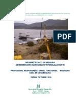 Informe _tecnico Totoralillo Norte_