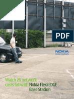 Nokia Flexi EDGE Base Station Datasheet