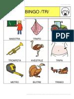 Bingo Sinfones TR 3x3 3 Cartones