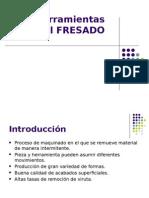 Fund. Mecanizado FRESADO