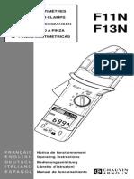 CA F11N F13N UserManual