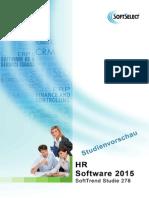 HR Studie 2015 - Kostenfreie Studienvorschaurschau