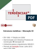 Estruturas Metálicas - Marcação CE_ISQ