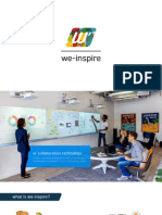 We-Inspire Company Overview
