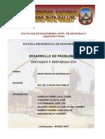 Facultad de Ingenieria Civil Sistemas y Arquitectura