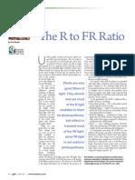 Rfr Ratio
