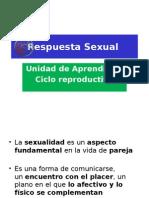 Respuesta Sexual