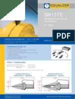 SW15TE(separador)