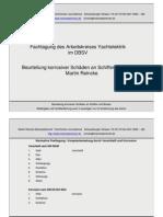 DBSV-Korrosion