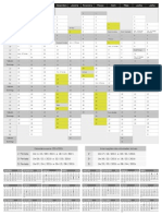 Calendário Escolar 2014 2015