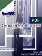 Habilidades Sociales en El Contexto Educativo