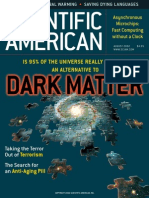 Scientific American - 2002-08