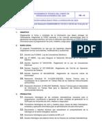 Informacion Hidrologica Para La Operacion Del Sein