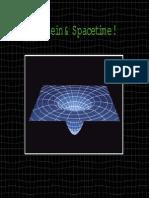 Einstein and Spacetime