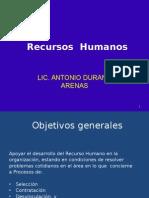Analisis de Cargos y Reclutamiento Exposicion
