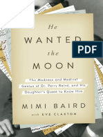 He Wanted the Moon by Mimi Baird with Eve Claxton - Excerpt