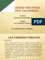 08 - Las Finanzas Publicas