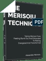 The Merisoiu Technique