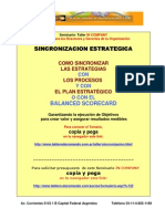 b. Sincronizacion Estrategica
