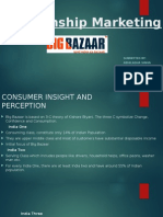 Big Bazaar Relationship Marketing Presentation