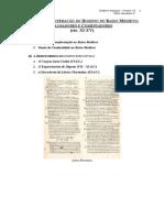 Esquema Ponto 15 - Recuperação Do Digesto No Baixo Medievo - Glosadores e Comentadores