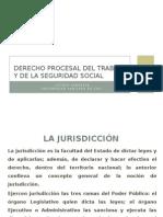 d. Cuarta Parte La Jurisdicción Laboral