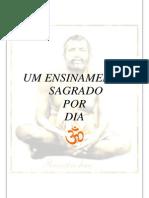 - Um ensinamento sagrado por dia, calendário, Sri Ramakrishna.pdf