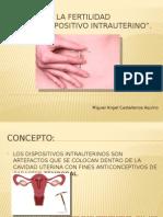 Control de La Fertilidad (DIU)