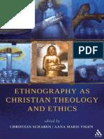 [Christian Scharen, Aana Marie Vigen] Ethnography