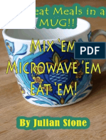 20 Fast Meals in a Mug - Julian Stone