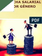 Brecha salarial por genero