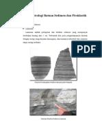 Tugas 1 Petrologi Batuan Sedimen Dan Piroklastik