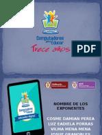 Presentacion - Herramientas Ofimatica