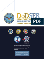 2013 DoDSER Annual Report