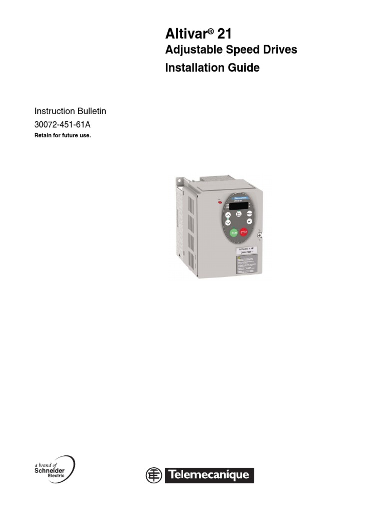 altivar 21 capacitor electrical wiring rh scribd com