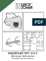 Softstarter STV2313