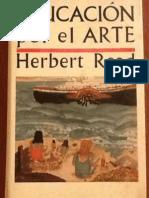 READ, Herbert - Educación Por El Arte - Cap. III Percepción e Imaginación