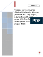 Dairy Dev Project - MP