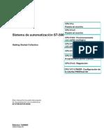 1 Sistema de Automatización S7-300 Getting Started Collection