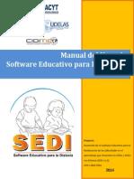 Manual Del Usuario SEDI v1
