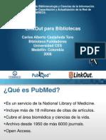 Linkout Para Bibliotecas Presentacion