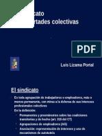 UCH - El Sindicato. Las Libertades Colectivas