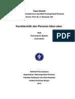 Karakteristik dan Peranan Ubur-ubur